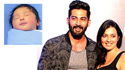 TV Star Vivan Bhathena and Nikhila Palat Blessed with Baby Girl