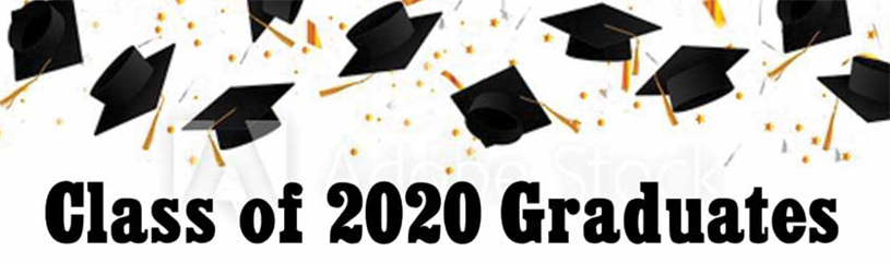 Class of 2020 Valedictorians and Salutatorians