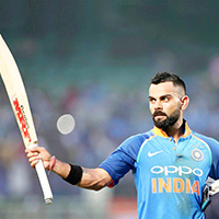 Virat Kohli's Record 11,000 runs in ODI Cricket