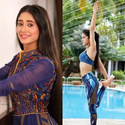 Shivangi Joshi discusses importance of Yoga