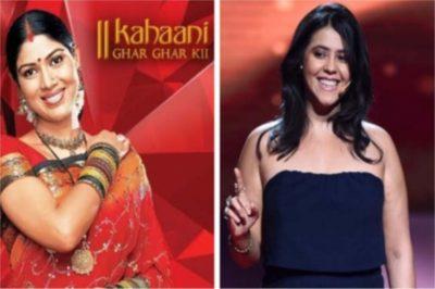Kahaani Ghar Ghar Ki and Ekta Kapoor