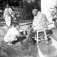 Gandhi's Greatest Guru of Nonviolence: His Wife Kasturba