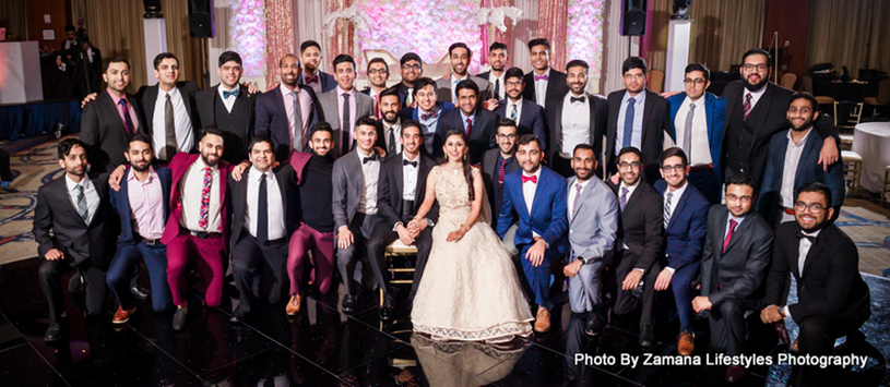 Big fat Indian Wedding family