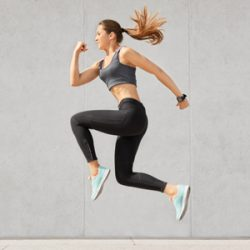 Jump - beneficial for blood circulation