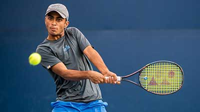 Govind Nanda - The next generation Tennis Star!