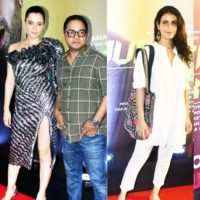Bollywood Stars Attend Judgemental Hai Kya Special Screening