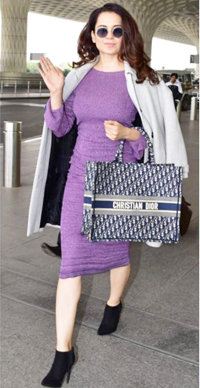 Kangana's Luxury Handbags from Dior to Hermes