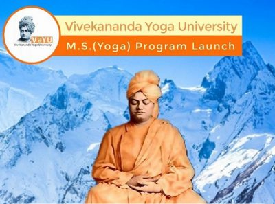 World's first yoga University