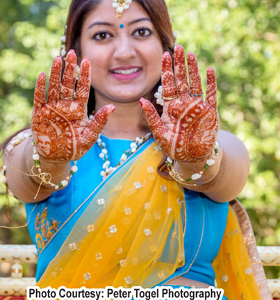 Haldi Outfit For Bride