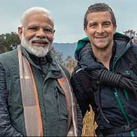 Discovery Promo Of Narendra Modi In Wild Goes Viral