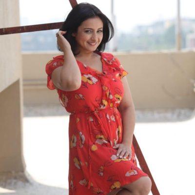 Actress Divya Datta