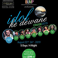 Idol Ke Dewane Cruise 2019