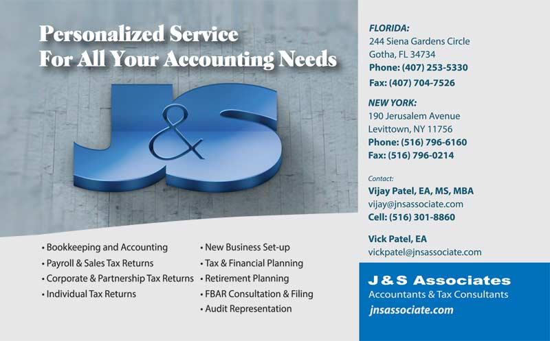 J & S Associates