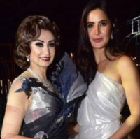 Katrina Kaif sizzles in a high slit gown at a wedding