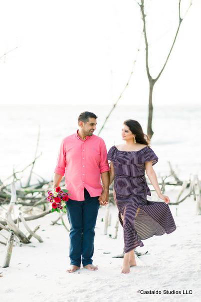 Pre-Wedding Photography by Castaldo Studios