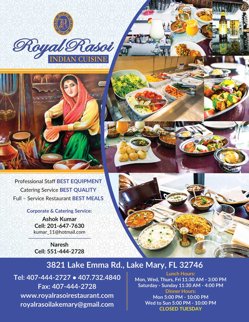 Royal Rasoi Indian Cuisine