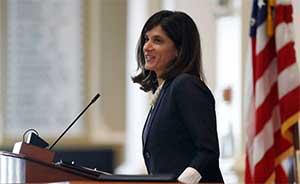 Sara Gideon Announces Bid for US Senate Seat in Maine