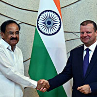 Venkaiah Naidu - Lithuania Can Be An Important Technology Partner