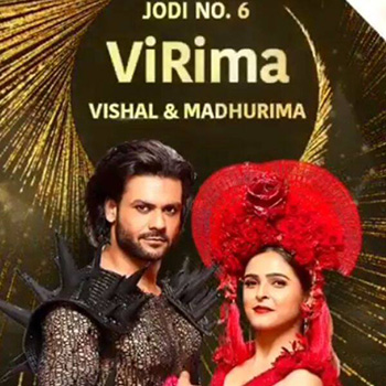 Nach Baliye Season 9 - Vishal and Madhurima enter the Dance Reality show!