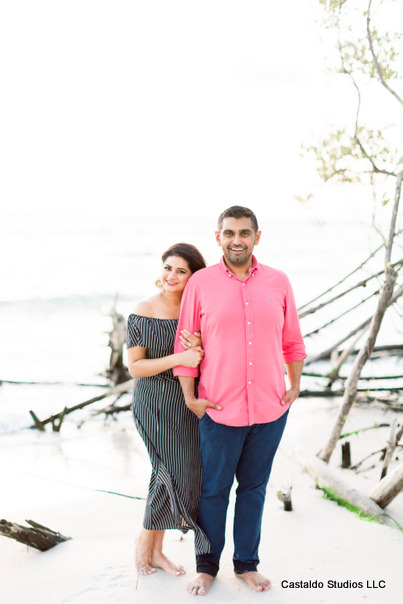 Casual Photo Shoot of Indian Couple