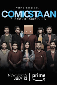 'Comicstan' Trailer Unveiled by Amazon Assures Extra-Laughter Dose