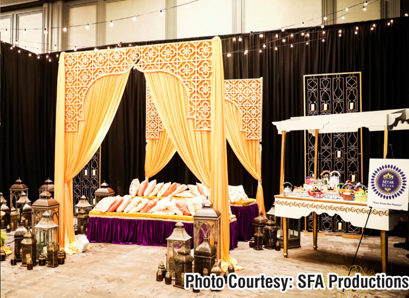 Stall Decorated by Myar Decore