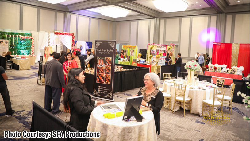 Over 100 Vendors under One Roof