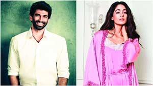 Aditya Roy Kapur and Diva Dhawan