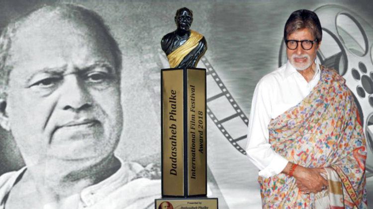 Bollywood Superstar Amitabh Bachchan Honored with Dadasaheb Phalke Award