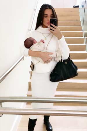Amy Jackson Blessed With a Baby Boy
