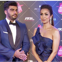 Arjun Kapoor and Malaika Arora