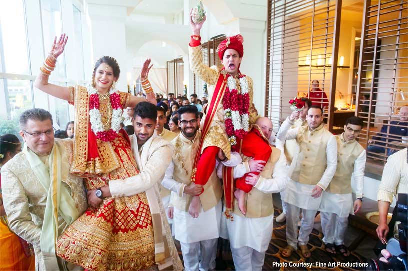 Best Bollywood Songs for the Groom's Entrance