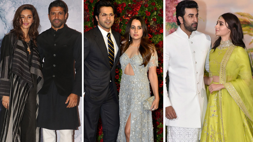 Bollywood Celebrity Couples