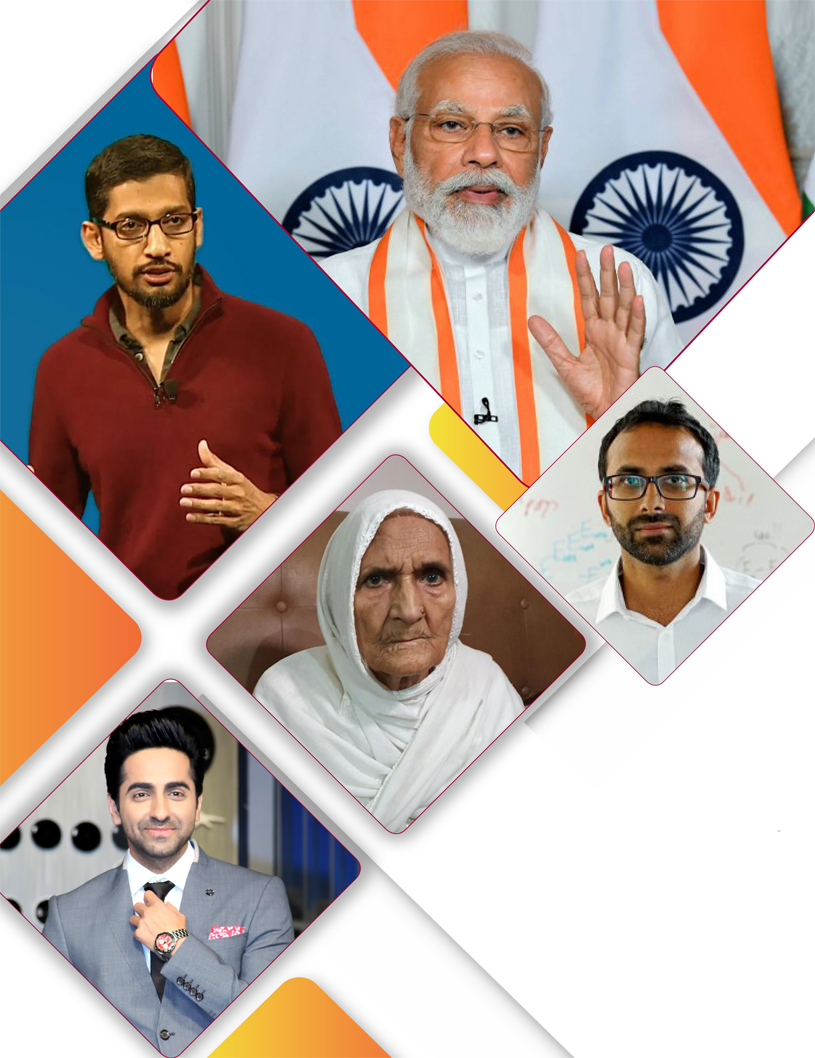 Five Indians Make TIME's List of 100 Most Influential People of 2020