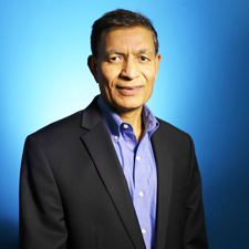Jay Chaudhry (CEO, ZScaler)