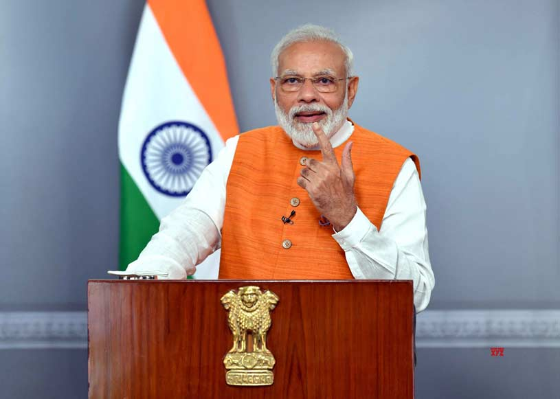 Modi 2.0: The First 100 Days of Narendra Modi's Second Term in Office