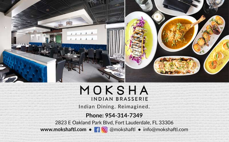 Moksha Indian Brasserie