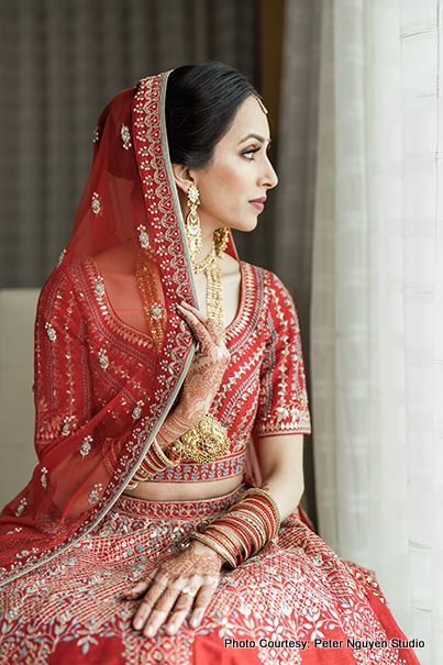 Indian Bride Outfit
