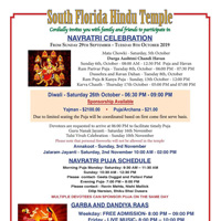 SOUTH FLORIDA NAVRATRI