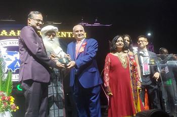 AAPI's 37th Annual Convention Inaugurates by Shri Sadhguru