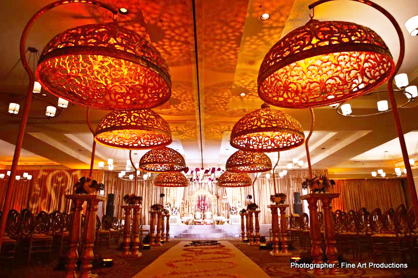 Classical indian Wedding Decor