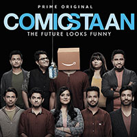 'Comicstaan' Trailer Unveiled by Amazon Assures Extra-Laughter Dose