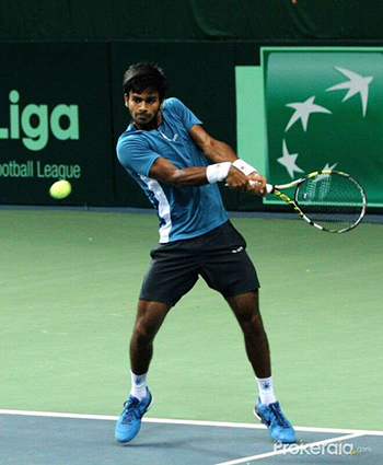Sumit Nagal - The Dynamic new face of Indian Tennis