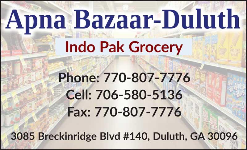 Apna bazaar - Duluth