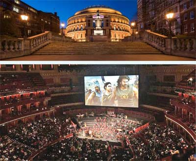 Baahubali's Royal Albert Hall Screening: Proud Moment for Indian Cinema