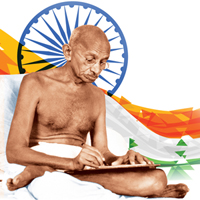 Gandhi and Global Nonviolence