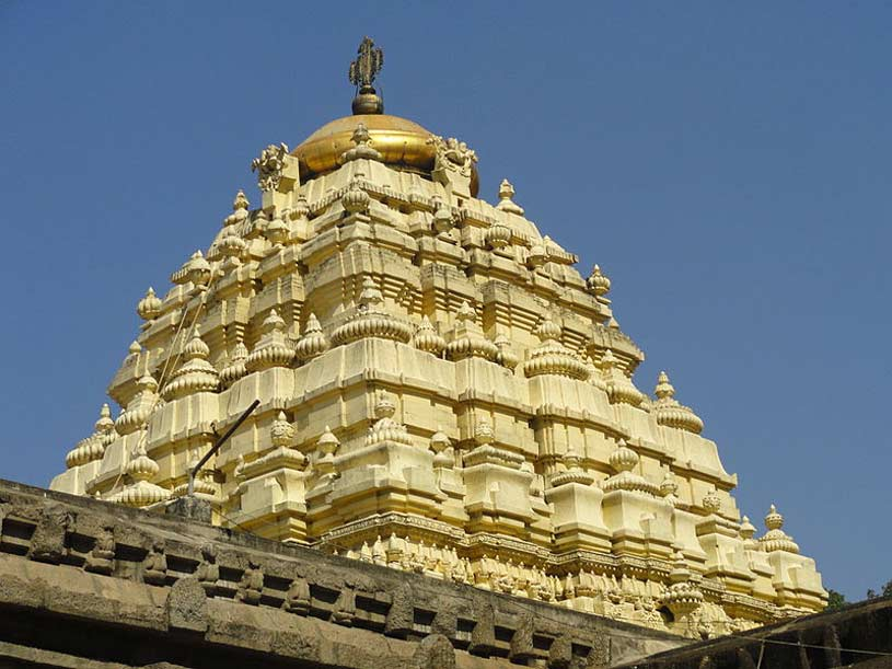 Gopuram of Narasimhaswamy temple