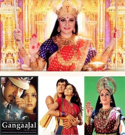 Bollywood Star Gracy Singh Back on TV as Goddess