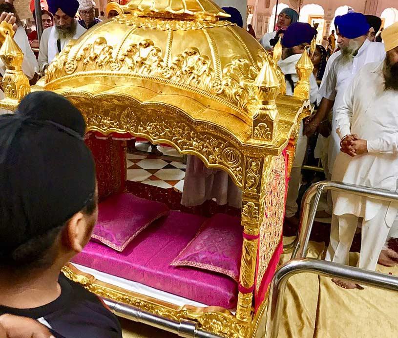 Harmandir Sahib - Amritsar