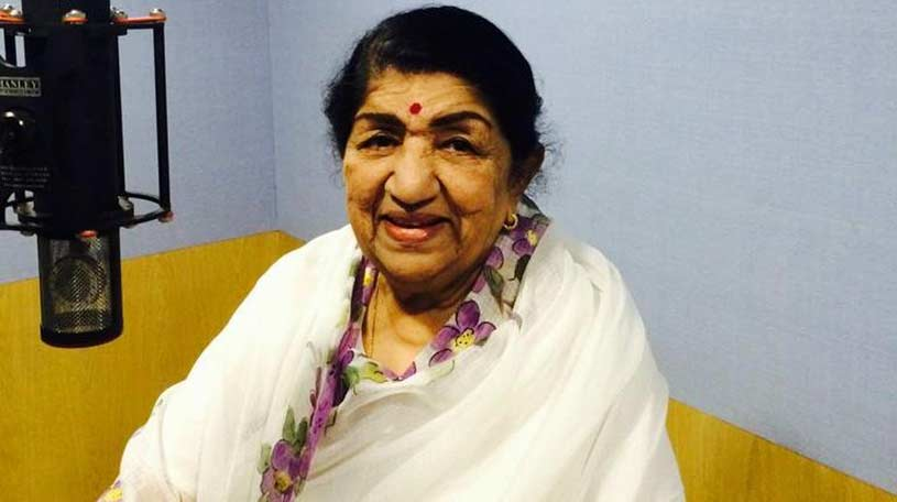 Legendary Singer Lata Mangeshkar Turns 90